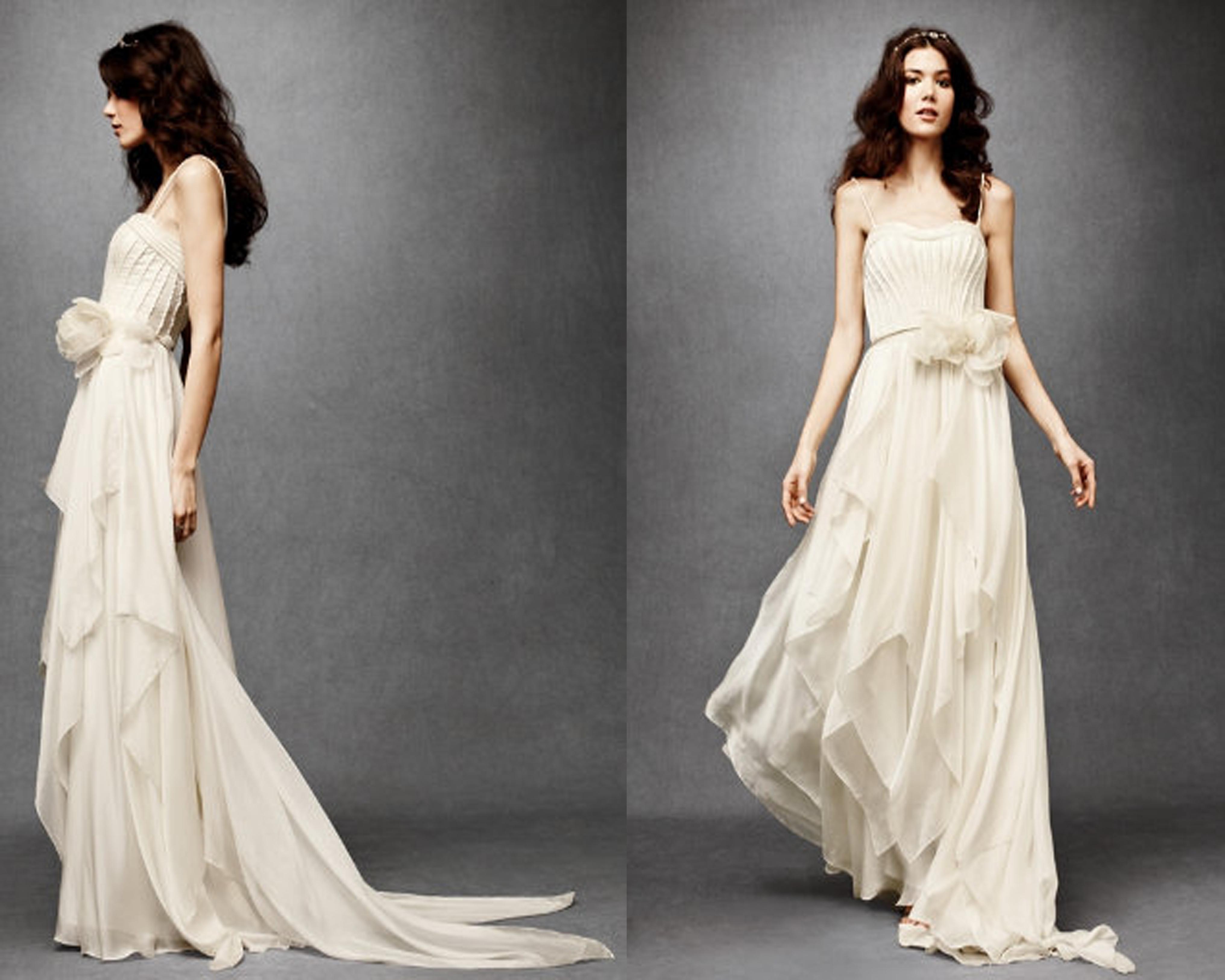 Wedding Line of Anthropologie: BHLDN | fashionwand